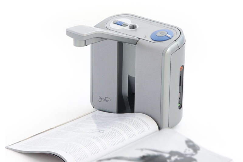 Optelec ClearReader+