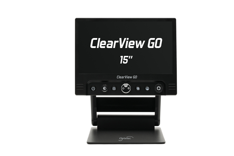 Optelec ClearView  GO 15""