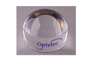 Optelec PowerDome visolet loep 65 mm, vergroting 1,8x